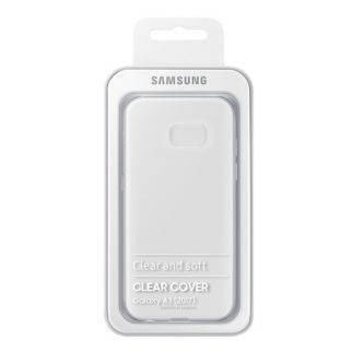 coque original samsung galaxy A3 2017 etui clear cover