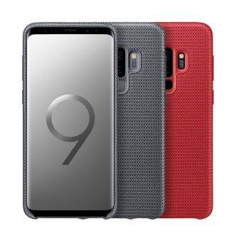 coque original Galaxy S9 plus étui hyperknit cover