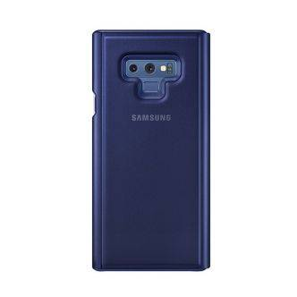 Galaxy Note9 Clear View Standing Cover - etui cache original