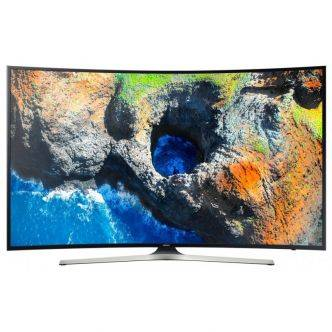 "TV Samsung 55"" 4k uhd smart TV curved  55MU7350 tunisie"