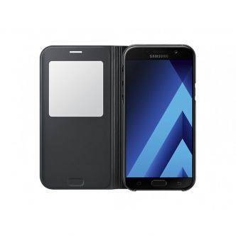 coque originale galaxy A7 étui S View Standing Cover