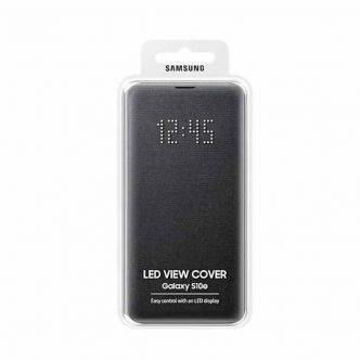 étui cache Galaxy S10E Led view cover orignal