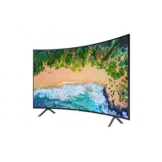 "tv samsung 65"" uhd smart curved  55NU7300 tunisie"