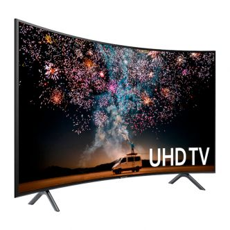 "Tv Samsung 55"" pouces smart 4k uhd curved ru7300 tunisie"