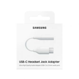 Adaptateur de type C à 3,5 mm headphone jack