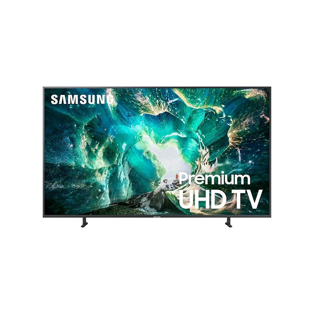 "Samsung 82"" Premium 4K Smart TV - RU8000"