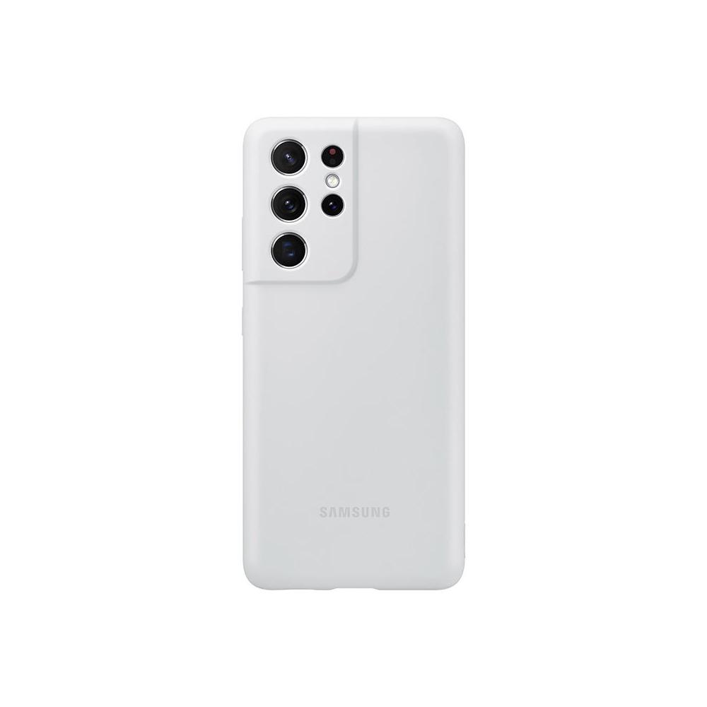 Coque en silicone pour Galaxy S21 Ultra tunisie