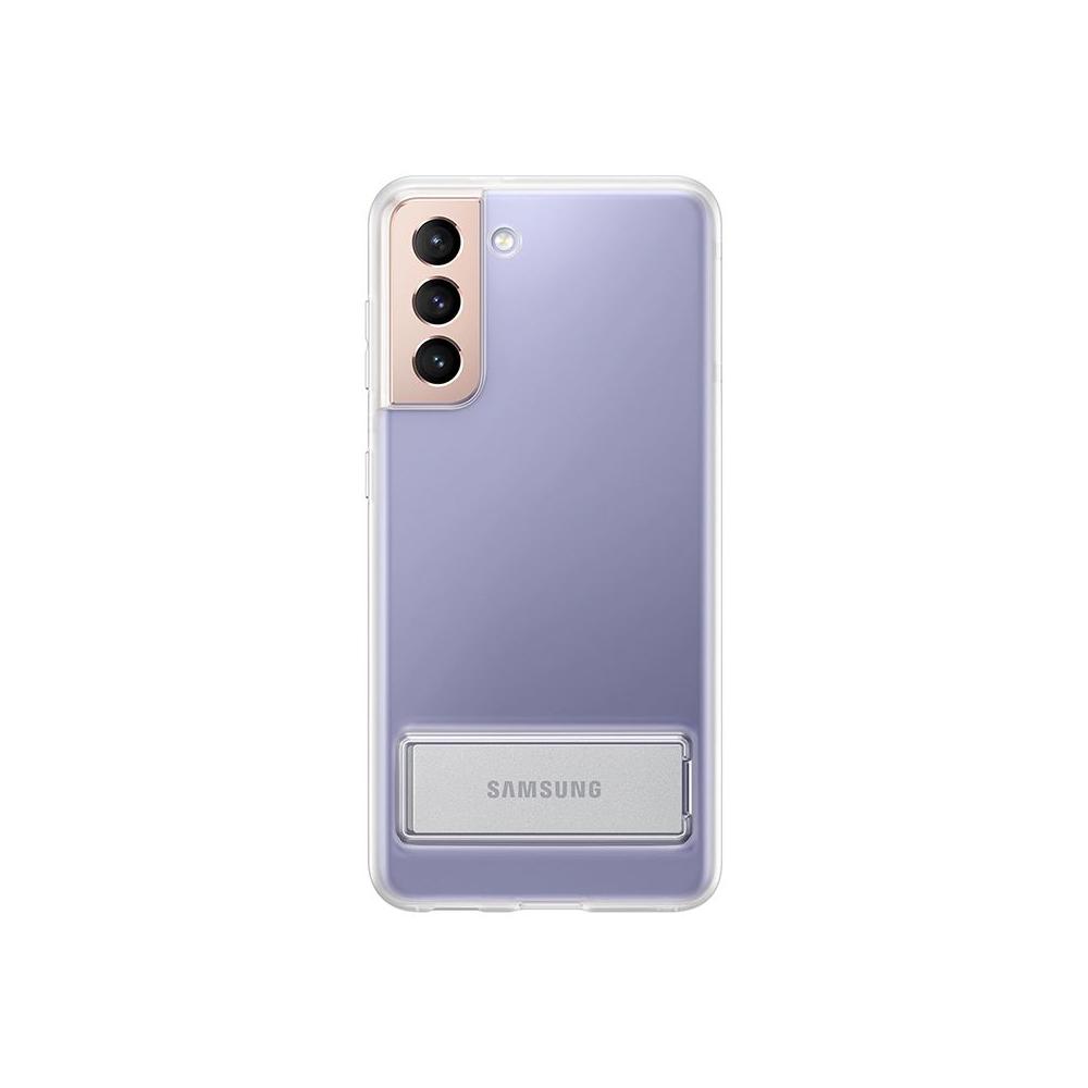 étui Galaxy S21 Plus Clear Standing Cover tunisie