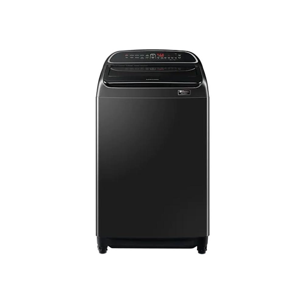 Machine à Laver Samsung Top 16kg Noir WA16T6260BV - Samsung Tunisie