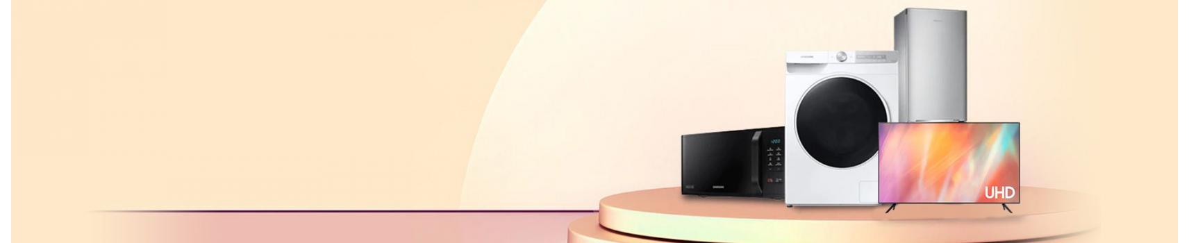 Pack électroménager Samsung Tunisie au meilleur prix