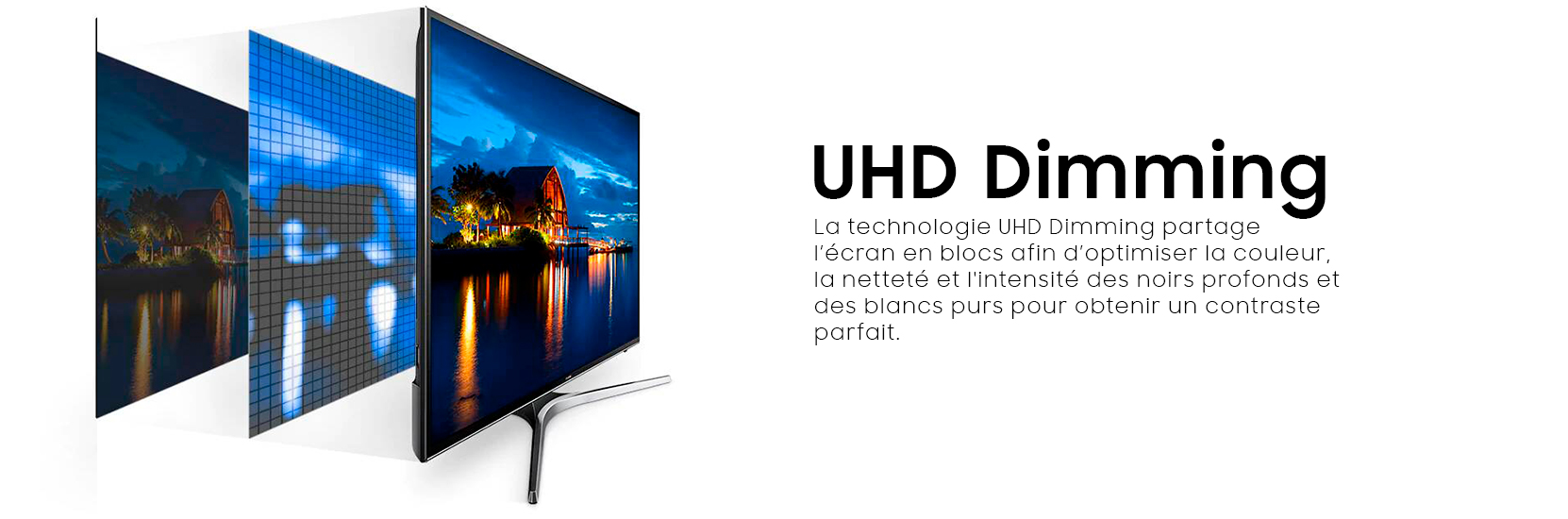 "tv samsung 65"" 4k uhd smart tunisie"