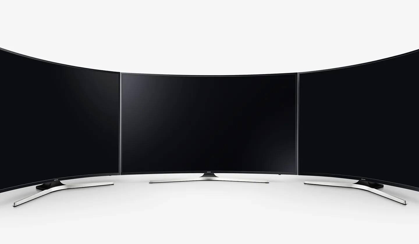 "tv samsung 55"" curved 4k uhd smart tunisie"