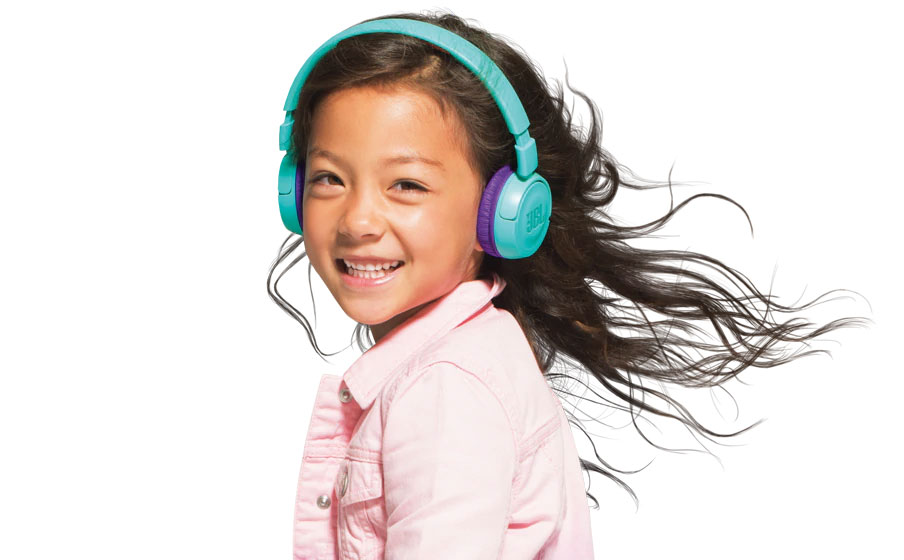 casque jbl JR300BT enfant tunisie