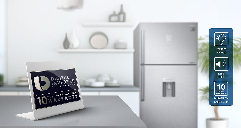 réfrigérateur samsung rt50 avec afficheur tunisie