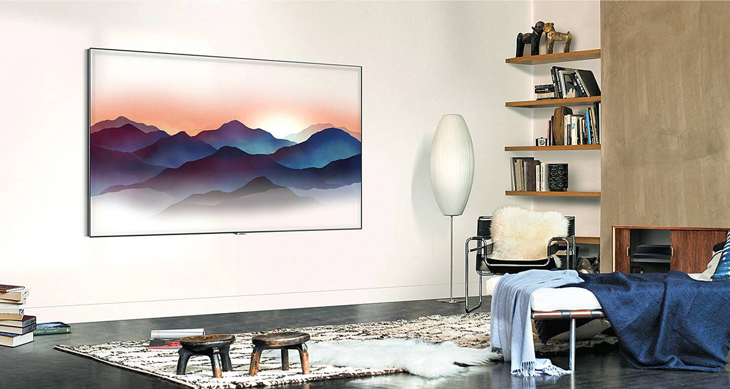 Samsung Qled TV 65 tunisie