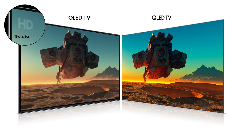 "tv samsung 65"" qled 4k uhd FULL HD smart Tunisie"