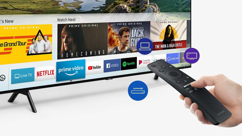 """tv samsung 55"""" qled smart 4k prix tunisie"""