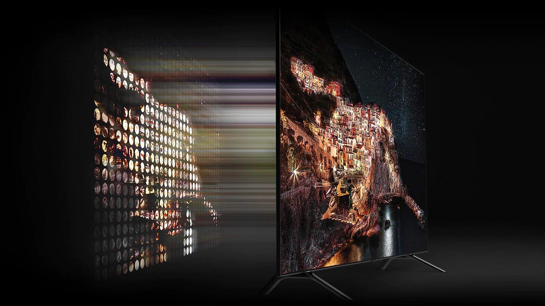 """tv samsung 55"""" qled 4k smart prix tunisie"""