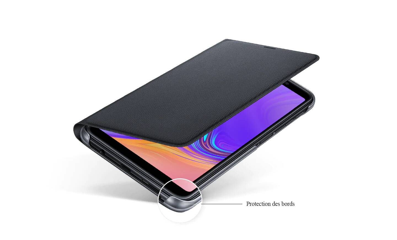 cache original wallet cover samsung a7 2018