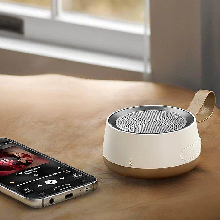 Wireless Speaker Scoop design